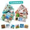 Joc loto cu 72 de animale 2