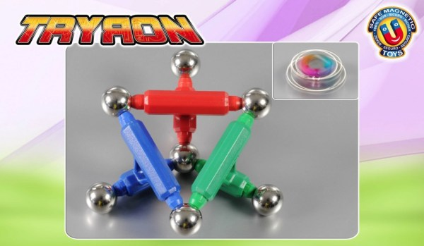 Tryron magnetic 175 piese 9