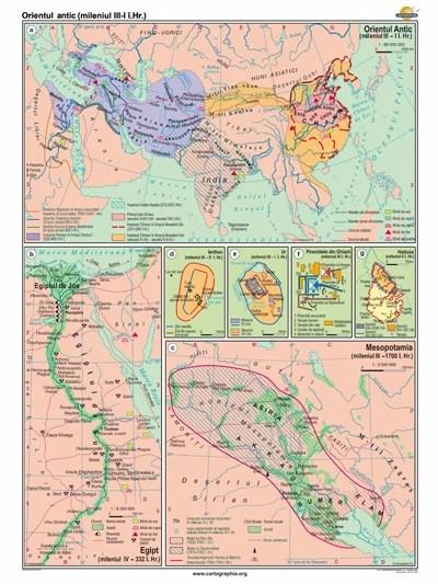 Orientul antic (mileniul III-I i.Hr.)