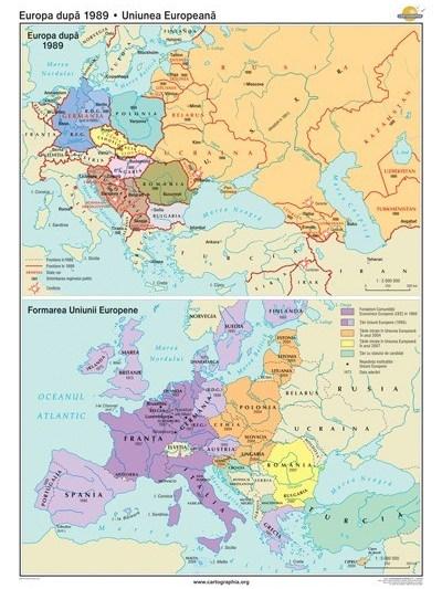 Europa dupa 1989. Uniunea Europeana