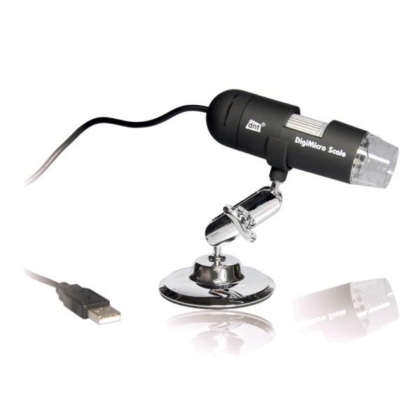Camera microscop digitala DigiMicro 2.0 Scale 3