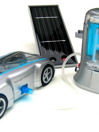 Masina cu pila de combustie H-Racer
