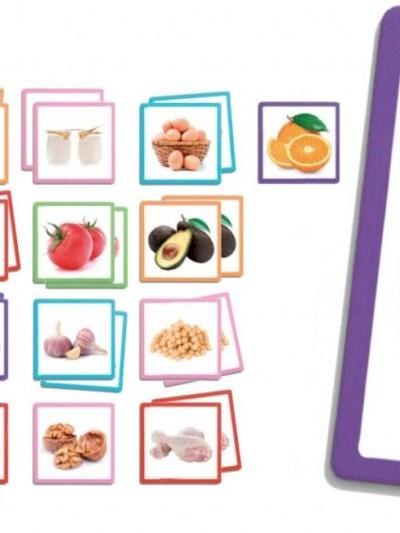 Alimente sanatoase - Jocul memoriei