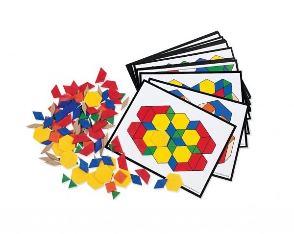 Joc Tangram - Modele si sabloane 3