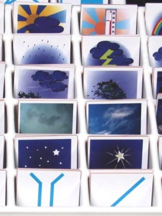 Set simboluri meteo magnetice