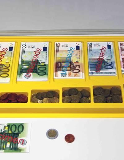 Set EURO bancnote, monede