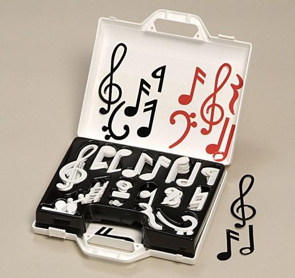Note muzicale magnetice 3