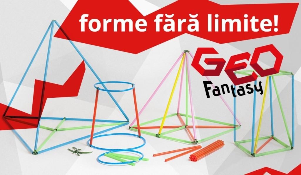GeoFantasy - Cea mai usoara metoda de a invata Geometria!