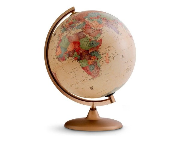 Glob geografic pamantesc iluminat Discovery 3