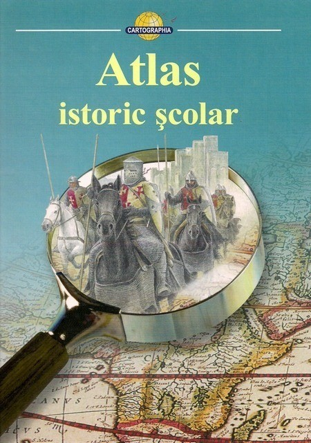 Atlas istoric scolar 2