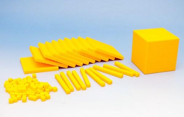 Decimetru cub demontabil 6