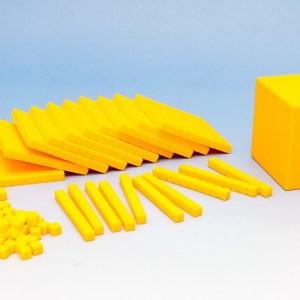 Decimetru cub demontabil 9