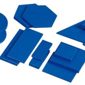 Forme geometrice din plastic 12