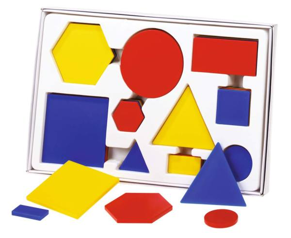 Forme geometrice din plastic 5