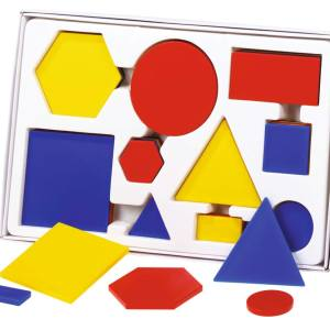 Forme geometrice din plastic 11