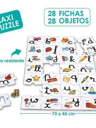 Abecedar - Puzzle Urias