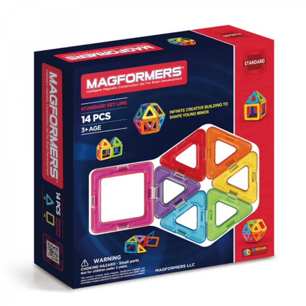 Magformers - set 14 piese