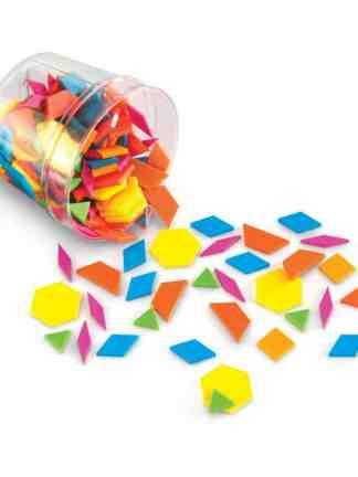 Sa descoperim formele geometrice