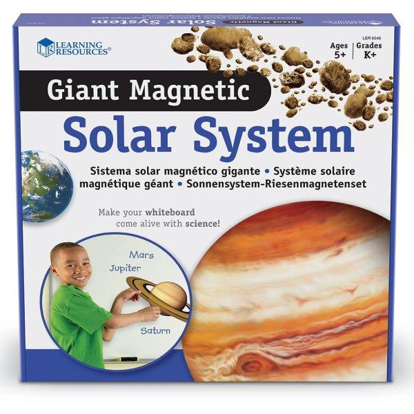 Sistem solar magnetic 6
