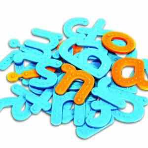 Set tactil - Litere 7