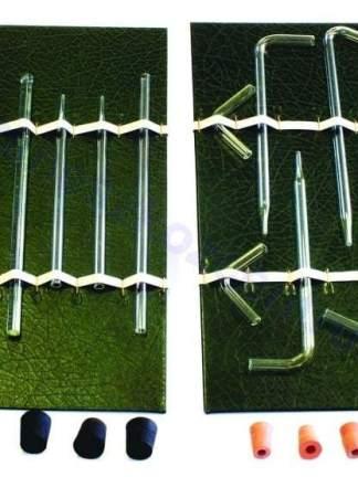 Set tuburi din sticla pentru laborator
