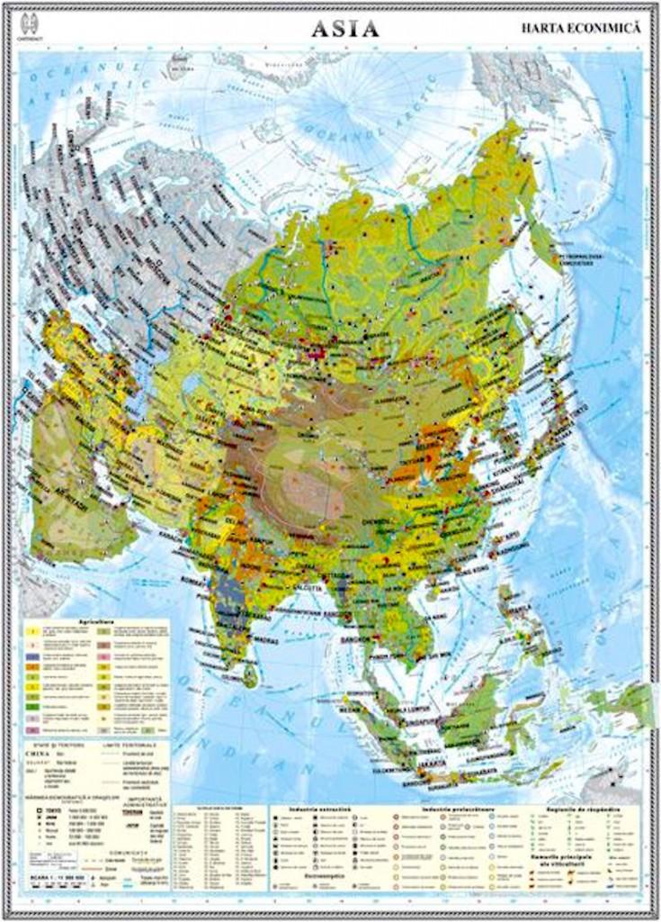 Asia. Harta economica