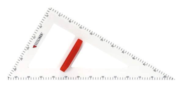Trusa de instrumente geometrice Magnetice pentru tabla 9