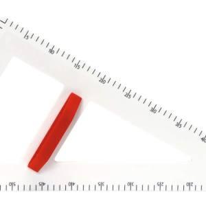 Trusa de instrumente geometrice Magnetice pentru tabla 16