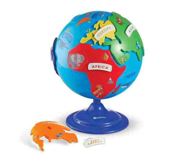 Primul meu glob pamantesc 11