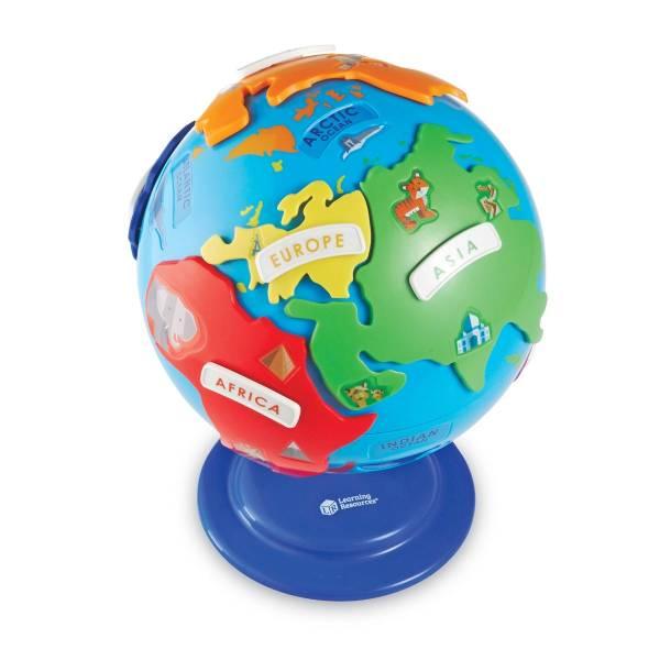 Primul meu glob pamantesc 9