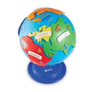 Primul meu glob pamantesc 20
