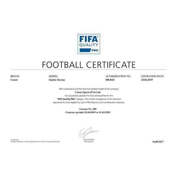 Samba Xtreme – FIFA Quality Pro 4