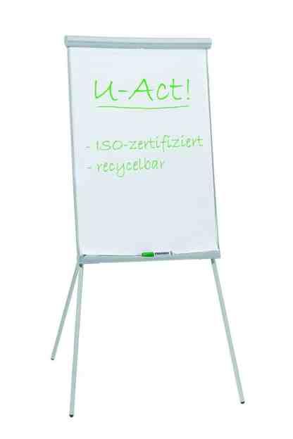 Flipchart magnetic U-Act! Line Standard