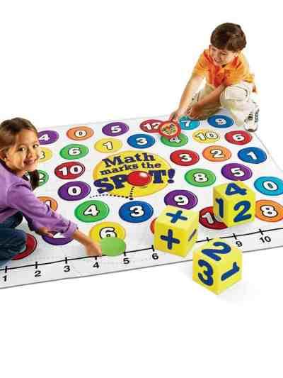 Twister matematica interactiva
