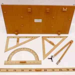 Instrumente pentru tabla pe suport - lemn 12