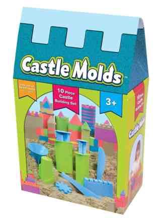 Forme De Modelat - Castle Molds pentru nisipul modelabil kinetic