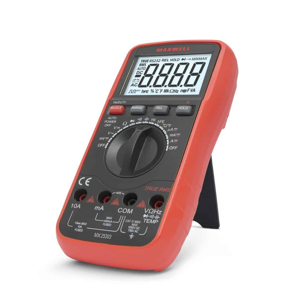 Multimetru digital - termometru (TRUE RMS)