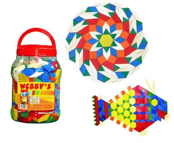 Mozaic forme geometrice 3