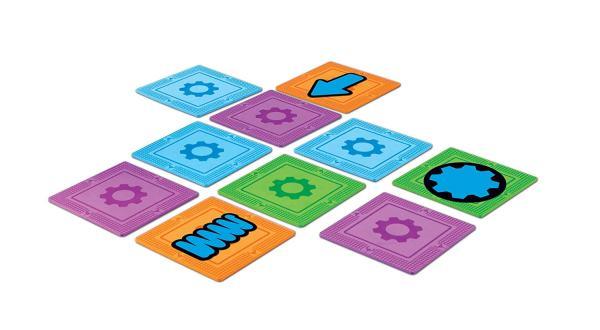Joc de logica STEM - Super labirintul 4