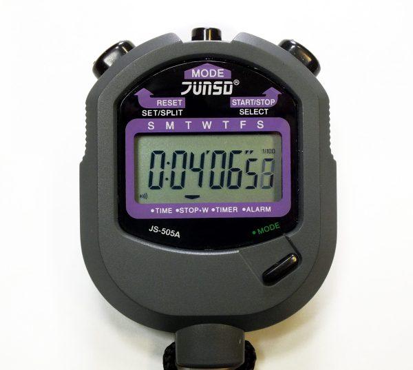 Cronometru digital cu baterie de litiu 4