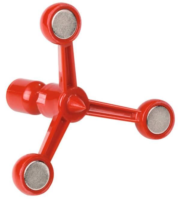 Trusa de instrumente geometrice Magnetice pentru tabla 6