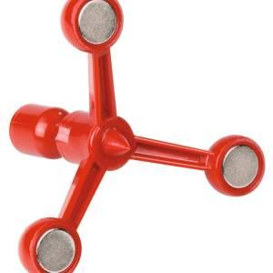 Trusa de instrumente geometrice Magnetice pentru tabla 13