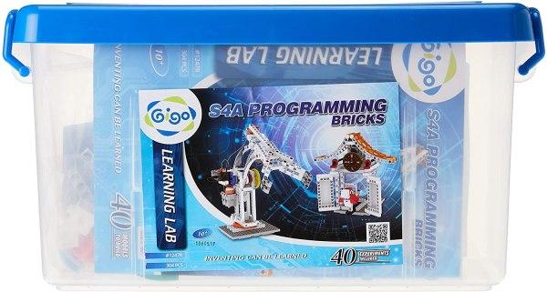 Kit robotic programabil S4A 9