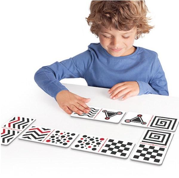 Domino tactil - vizual 5