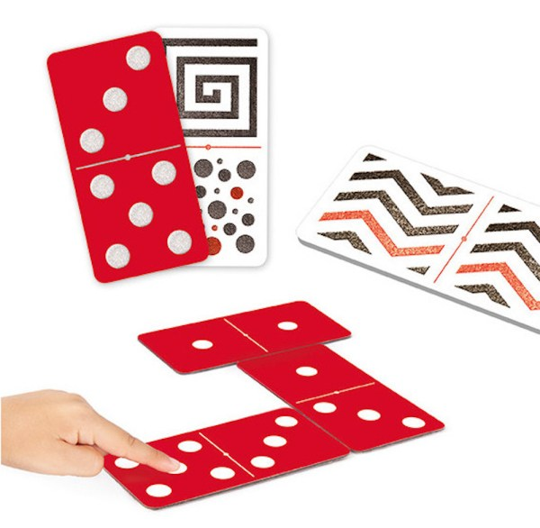Domino tactil - vizual 7