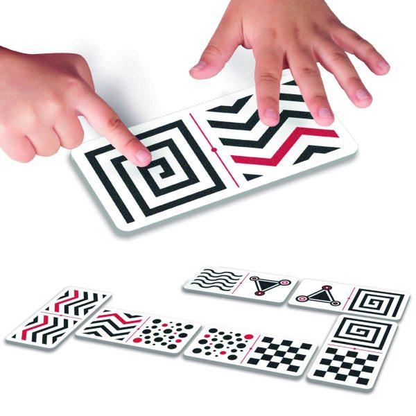 Domino tactil - vizual 2