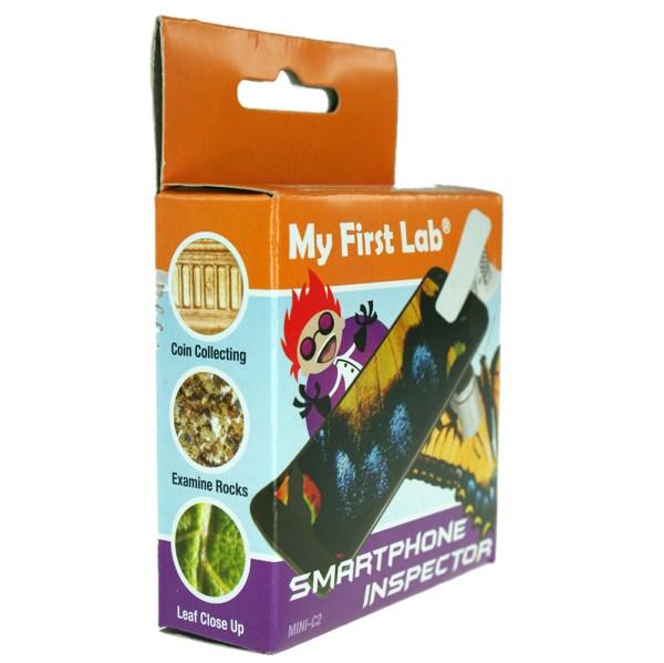 Mini Microscop 60X cu clip prindere Smartphone 13