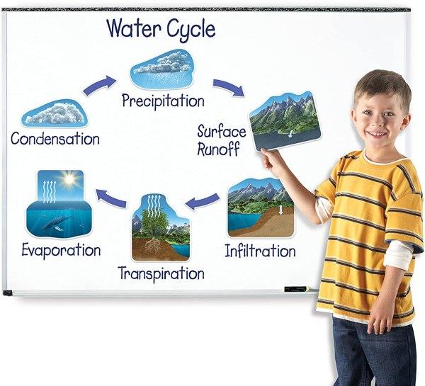Circuitul apei in natura Magnetic 2