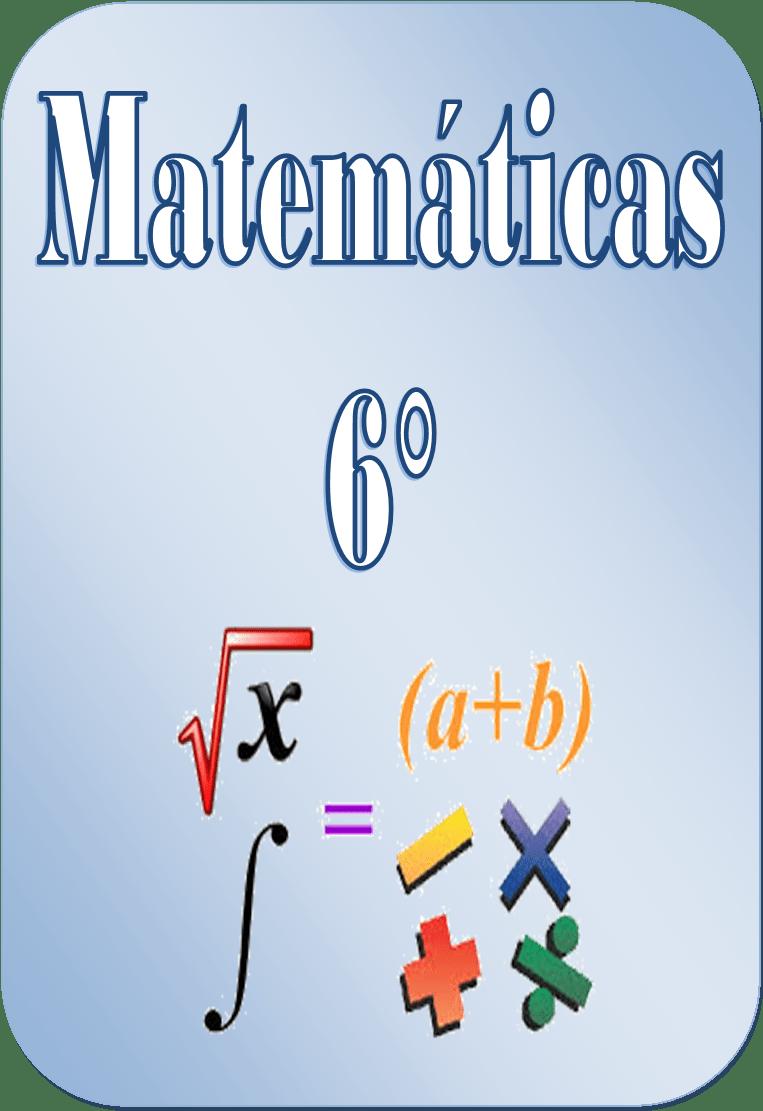 Cuadernillo De Evidencias De Matemáticas 6 : Cuadernillo de ejercicios matemáticos para sexto grado ...