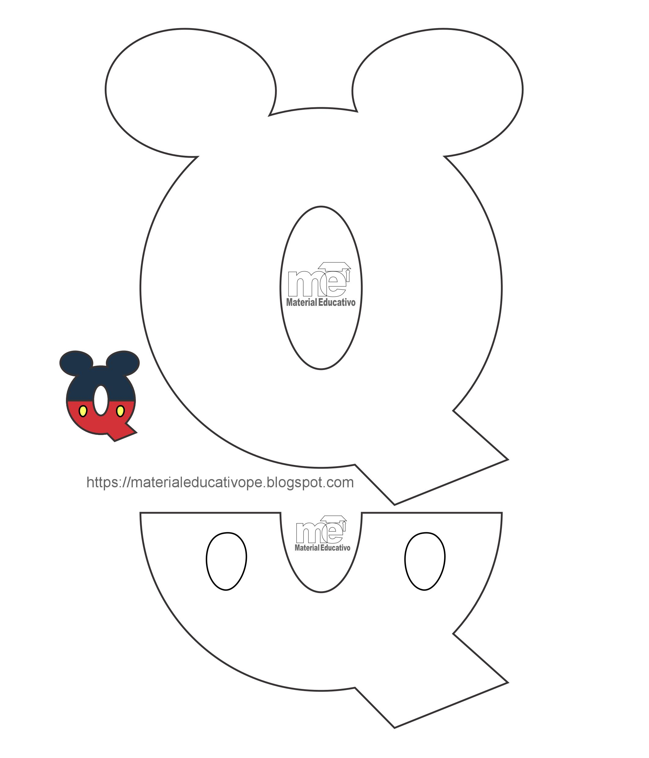 Mickey Mouse Abc S
